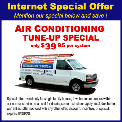 AC Maintenance Tune Up